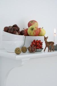 Herbst in unserer Küche